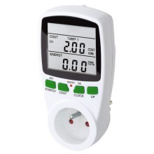 Wattmeter LCD / Power Consumption Meter