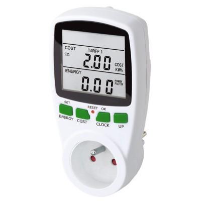 Watomierz LCD / Licznik zużycia poboru energii elektrycznej