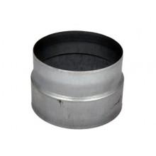 Redukcja stalowa, okrągła, 160/150mm