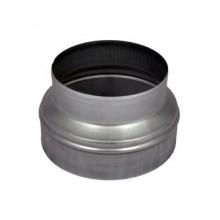 Redukcja stalowa, okrągła, 200/160mm
