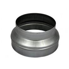 Redukcja stalowa, okrągła, 250/200mm