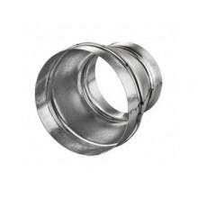 Redukcja stalowa, okrągła, 400/315mm