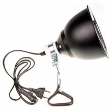 Odbłyśnik paraboliczny LIGHT DOME 180 E27, z kablem i klamrą