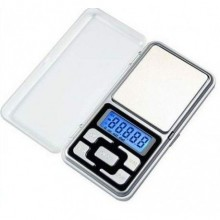 Precision Electronic Pocket Digital Scale, 500 x 0,1 g
