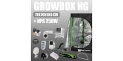 Zestaw do uprawy: Growbox HG 70x70x100cm + HPS 250W