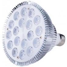 Żarówka LED 18W E27, światło uzupełniające podczerwień IR
