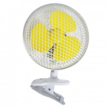 Oscillating Clip-Stand Fan 18cm