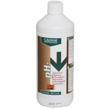 Canna Organic Acid Regulator PH 1L