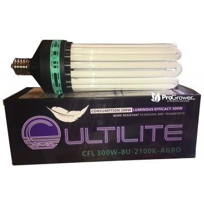 Cultilite CFL Black Series 300W Agro, na obie fazy