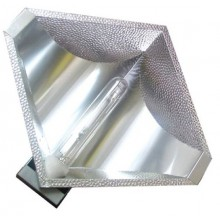 Odbłyśnik DIAMOND do lamp HPS i MH 60x66x16cm