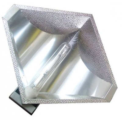 Odbłyśnik DIAMOND do lamp HPS 50x52,5x16cm