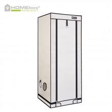 Growzelt HomeBox White Ambient Q60+ PAR+, 60x60x160cm, growbox