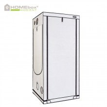 Growbox HomeBox White Ambient Q100+ PAR+, 100x100x220cm