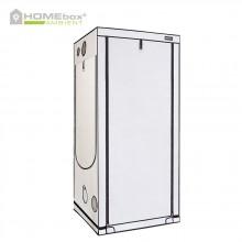 Growzelt HomeBox White Ambient Q100+ PAR+, 100x100x220cm, growbox