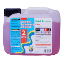 Advanced Hydroponics of Holland DUTCH FORMULA 2 BLOOM 5L, nawóz na kwitnienie