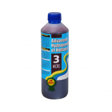 Advanced Hydroponics of Holland DUTCH FORMULA 3 MICRO 0.5L