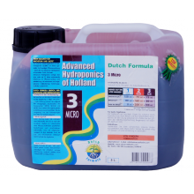 Advanced Hydroponics of Holland DUTCH FORMULA 3 MICRO 10L