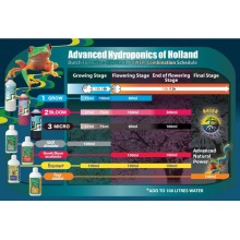 Advanced Hydroponics of Holland GROWTH / BLOOM EXCELLARATOR 1L