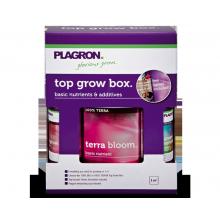 Plagron Top Grow Box, zestaw nawozów do gleby