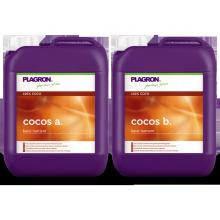 Plagron Cocos A&B 10L, uniwersalny nawóz do kokosu