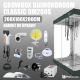 Complete Kit: Growbox DM 200x100x200cm, 2 x HPS 400W