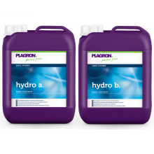 Plagron Hydro A&B 5L, uniwersalny nawóz do hydro