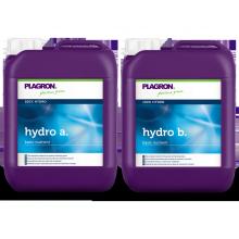 Plagron Hydro A&B 10L, uniwersalny nawóz do hydro