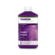 Plagron Sugar Royal 0.5L, poprawia smak i zapach
