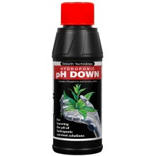 Growth Technology pH Down 250ml, regulator obniżający poziom pH