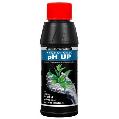 Growth Technology pH UP 250ml, regulator podnoszący pH