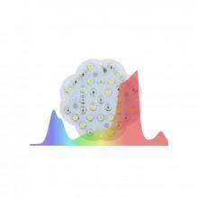Lucky Grow LED, źródło światła na kwitnienie, soczewka 120°