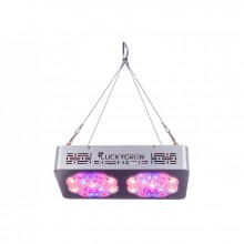Lucky Grow LED Modular220, grow and bloom, lens 120°