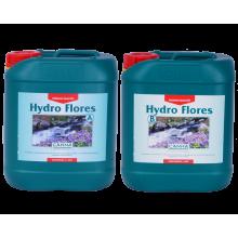 Canna Hydro Flores A+B 5L, nawóz na kwitnienie, do hydro