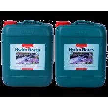 Canna Hydro Flores A+B 10L, nawóz na kwitnienie, do hydro