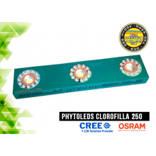 Lampa LED Clorofilla 250W, LED CREE CXB3070 COB + LED Osram SSL80