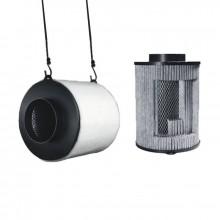 Proactiv, filtr węglowy antyzapachowy, fi-125mm, 250-280m3/h