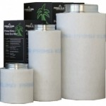 Economy carbon filters
