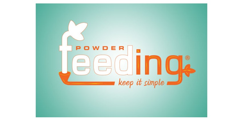 Powder Feeding How to use