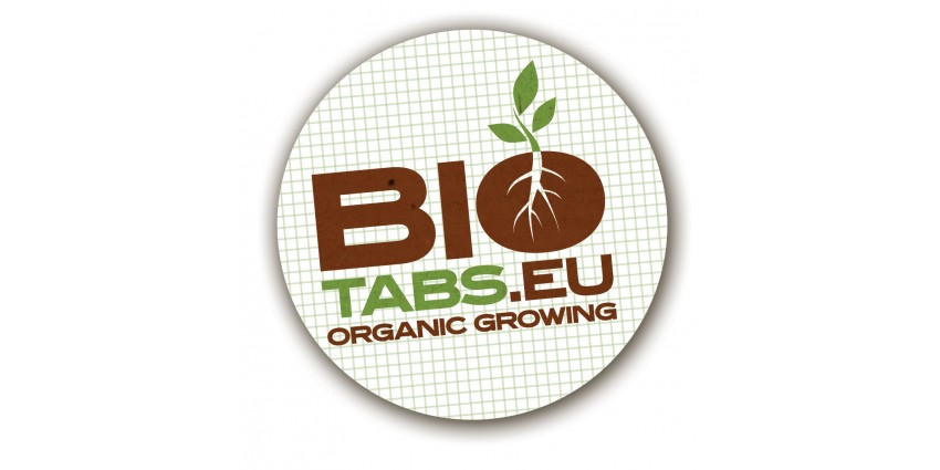 BioTabs, organic growing manual