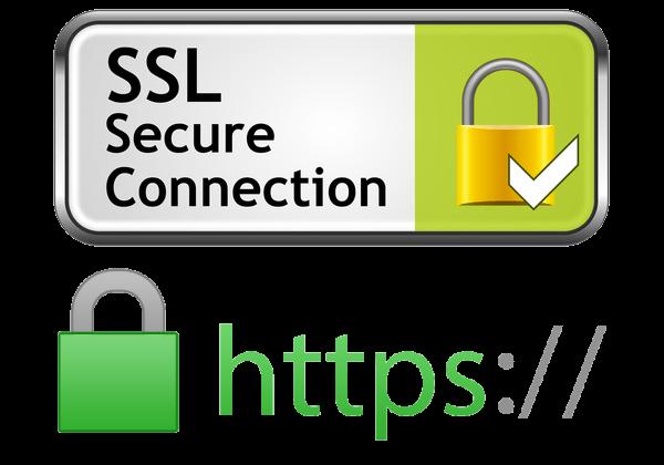 Bezpieczne połączenie SSL