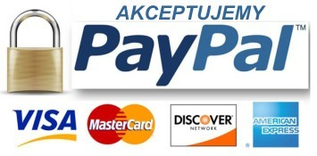 Akceptujemy PayPal