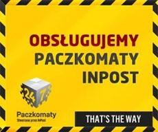 Odbiór w Paczkomacie InPost