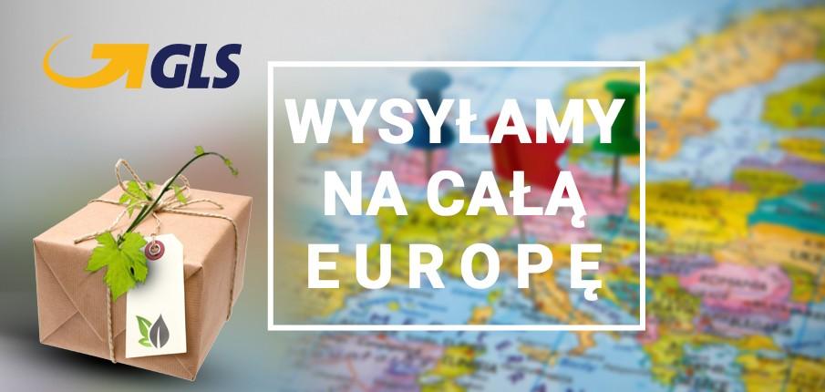 Wysyłamy na całą Europę!